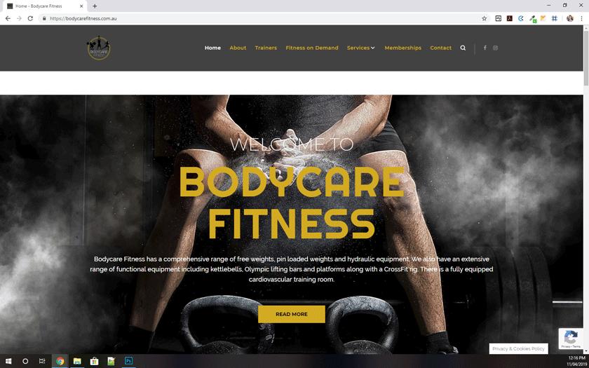 Bodycare Fitness