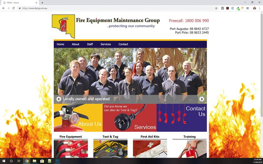 Fire Equipment Maintenance Group