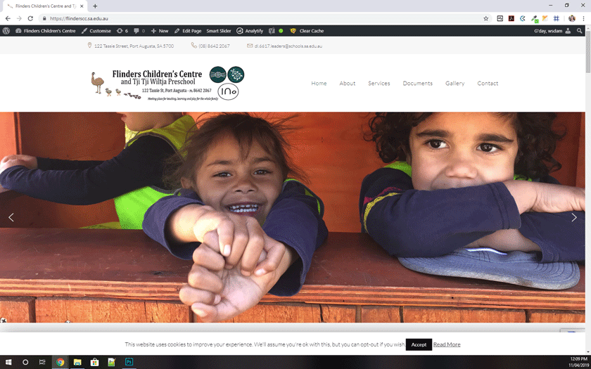 Flinders Children's Centre