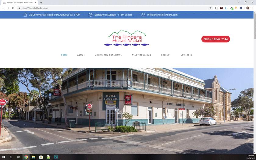 The Flinders Hotel Motel